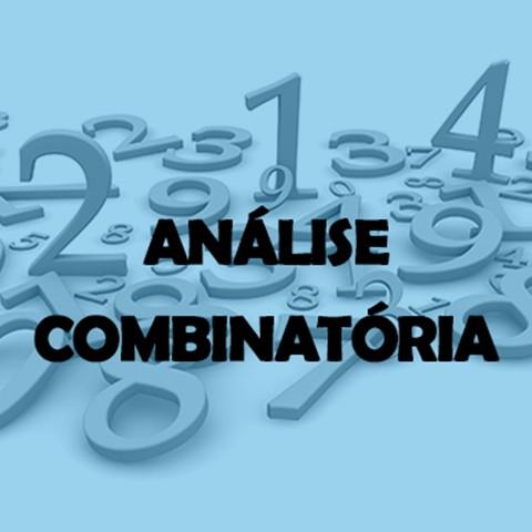 Contagem e análise combinatória