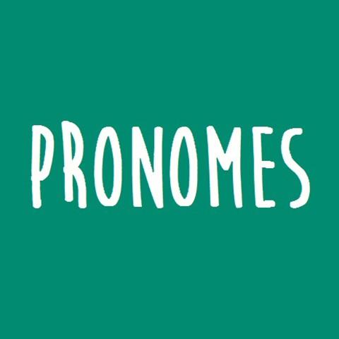 Pronomes e colocação pronominal