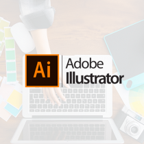 Illustrator CS6 - Preenchimento - Gradiente