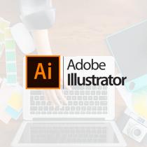 Illustrator CS6 - texto de parágrafo